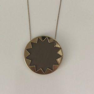 House of Harlow 1960 Starburst pendant